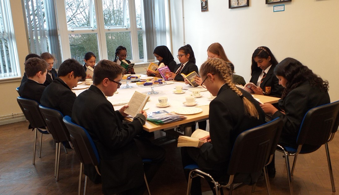 Afternoon Tea for Accelerated Readers